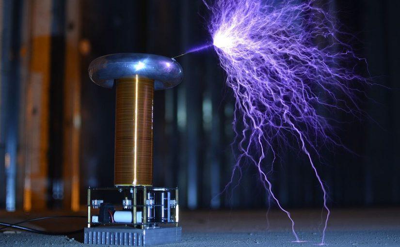 الشحنات الكهربائية