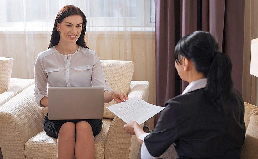 إرشادات عمل مقابلة عمل مع العمالة المنزلية