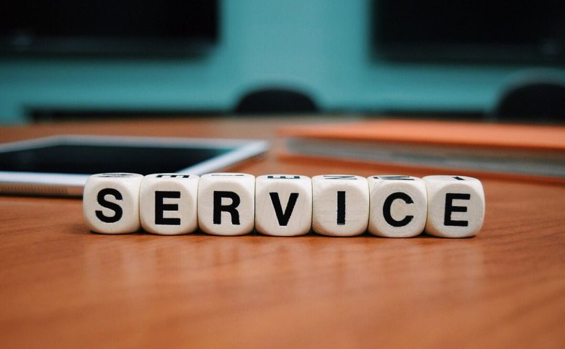 معنى service