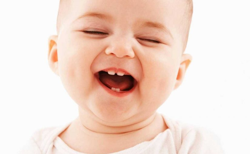 علامات التسنين عند الاطفال