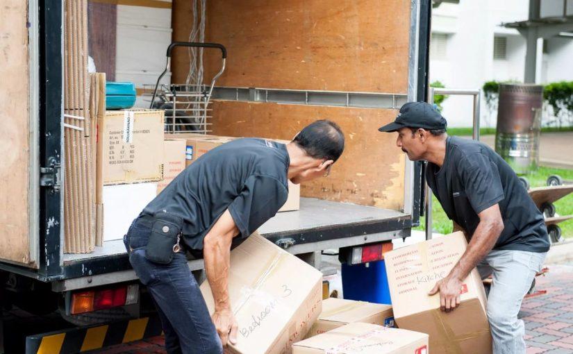 رسوم نقل أثاث المنازل في دبي