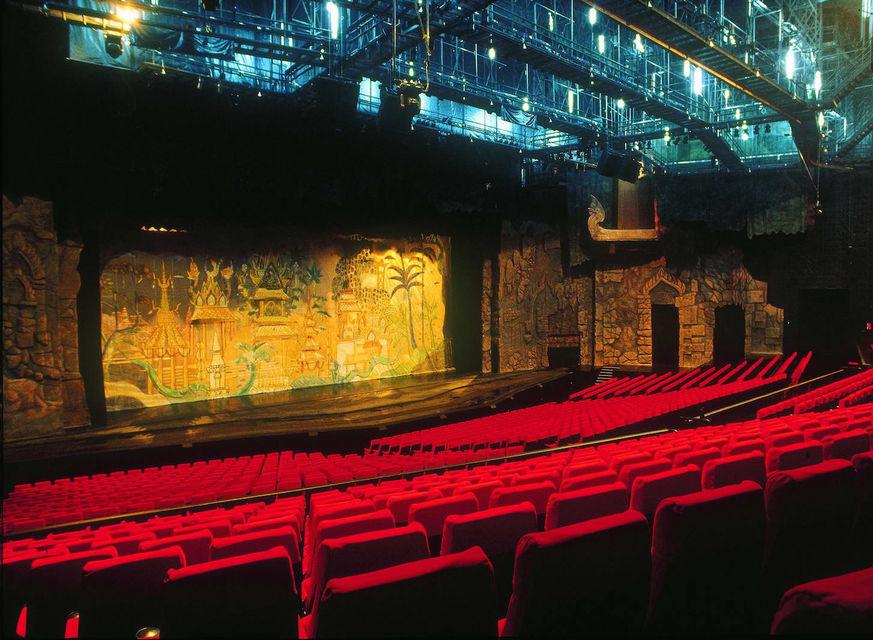 مسرح بوكيت
