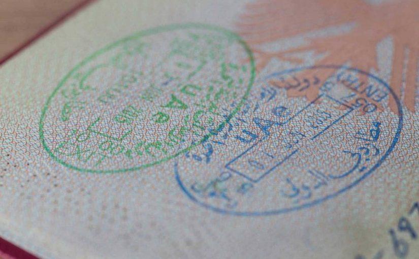 تأشيرة سياحة إلى دبي