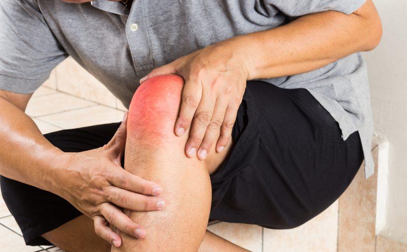 علاج تمزق الاربطة في الركبة بالاعشاب