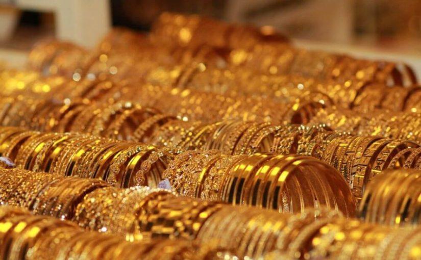 أسعار الذهب في السعودية الثلاثاء 28 يناير 2020 ...وانخفاض طفيف