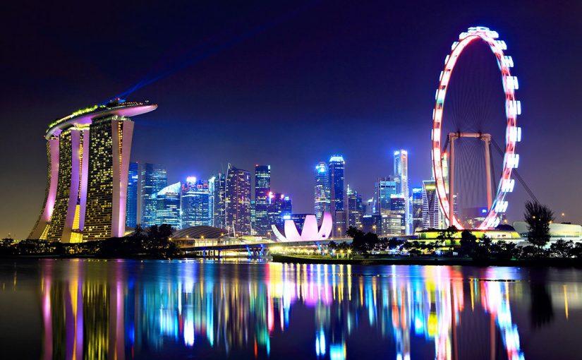 ما هي عاصمة دولة سنغافورة