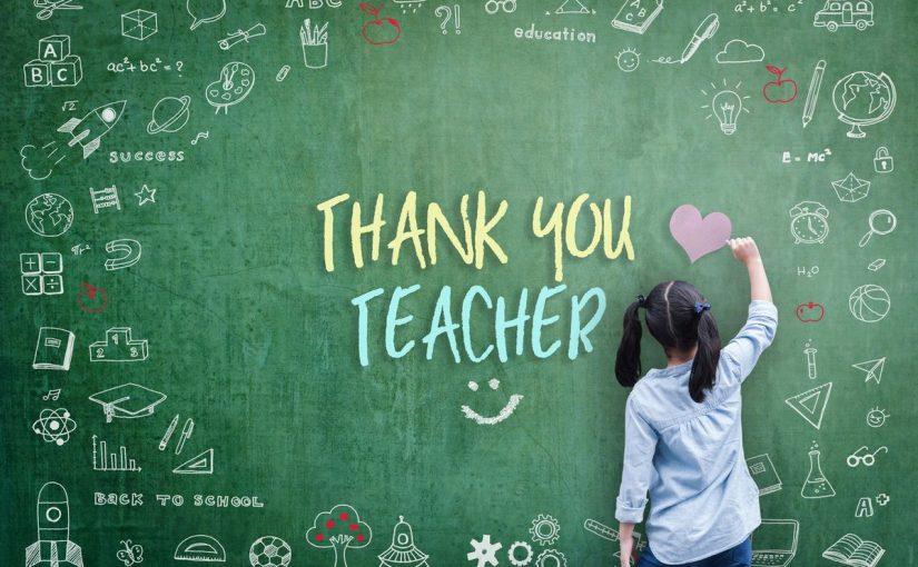 عبارات شكر للمعلمات المتميزات