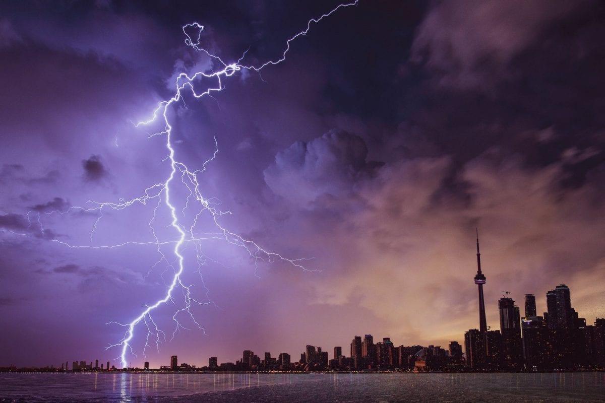 دعاء الرعد والبرق مكتوب - موسوعة