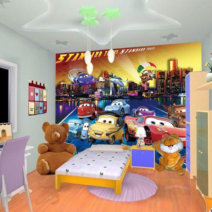 ورق حائط 3d اطفال