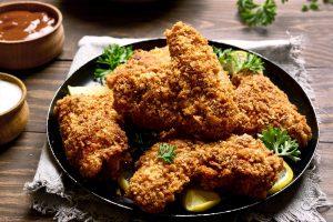 طريقة عمل دجاج كرسبي