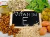 ما فائدة فيتامين e للجسم