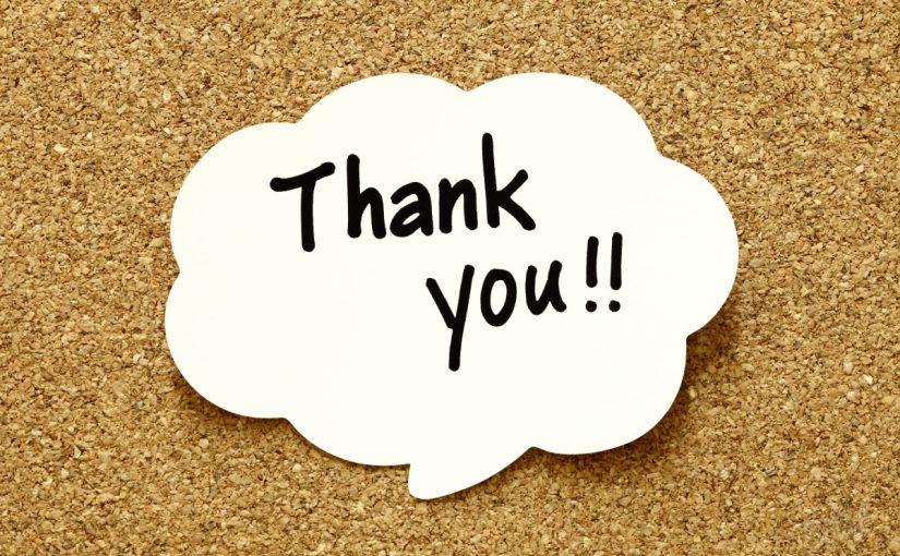 كلمات شكر وثناء لشخص عزيز