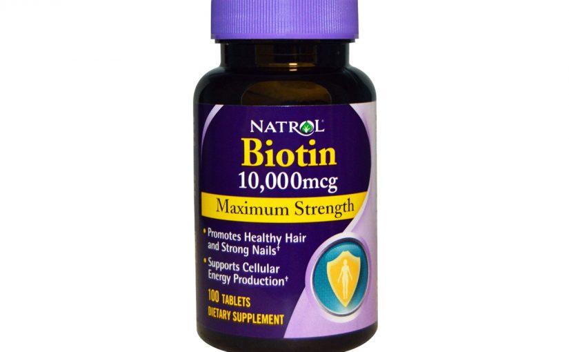 فوائد حبوب بيوتين 10000