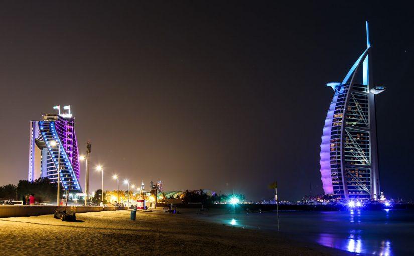 أجمل 6 شواطئ عامة في دبي
