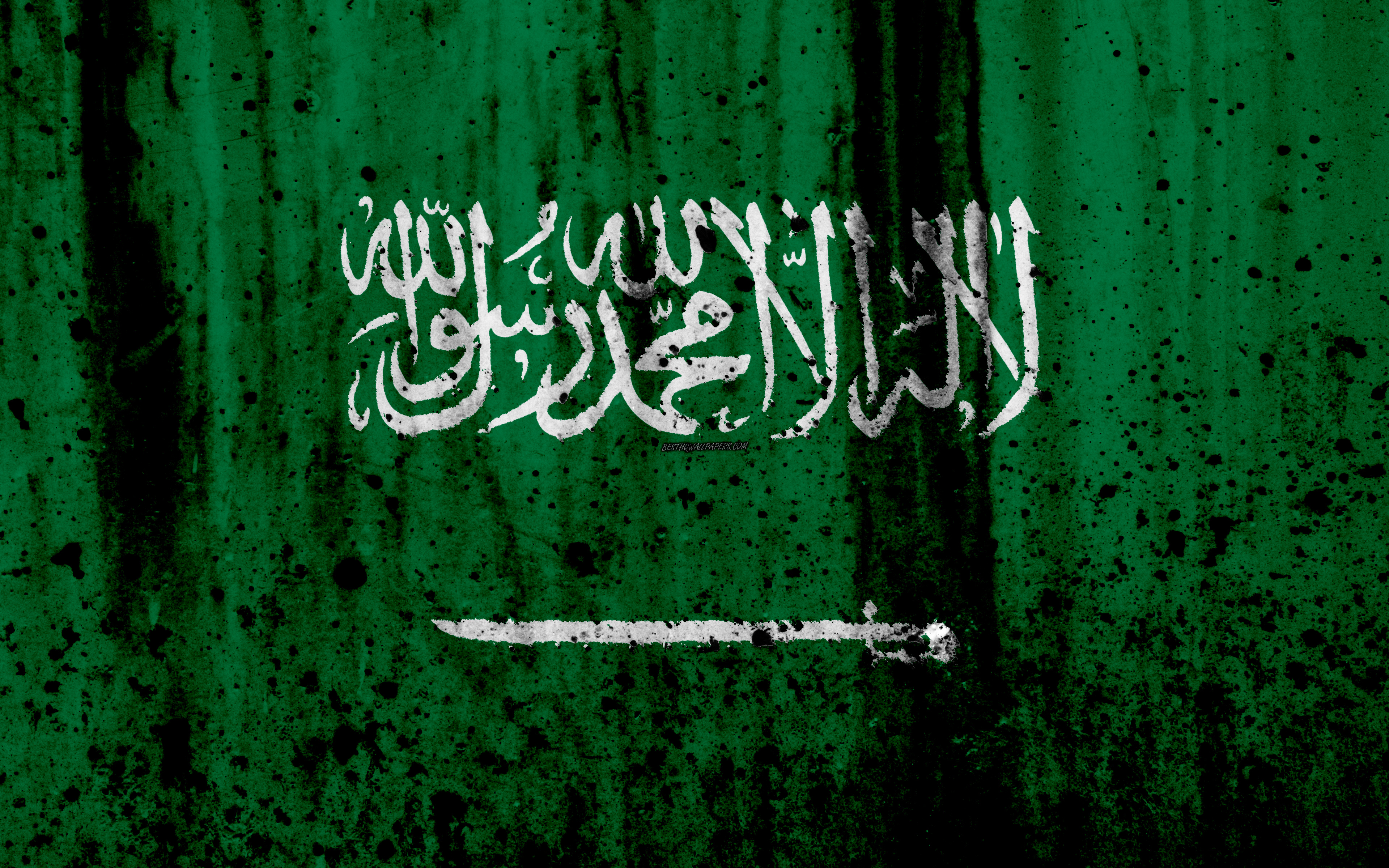 الصور علم المملكة العربية السعودية