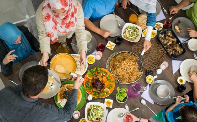 نصائح غذائية لشهر رمضان