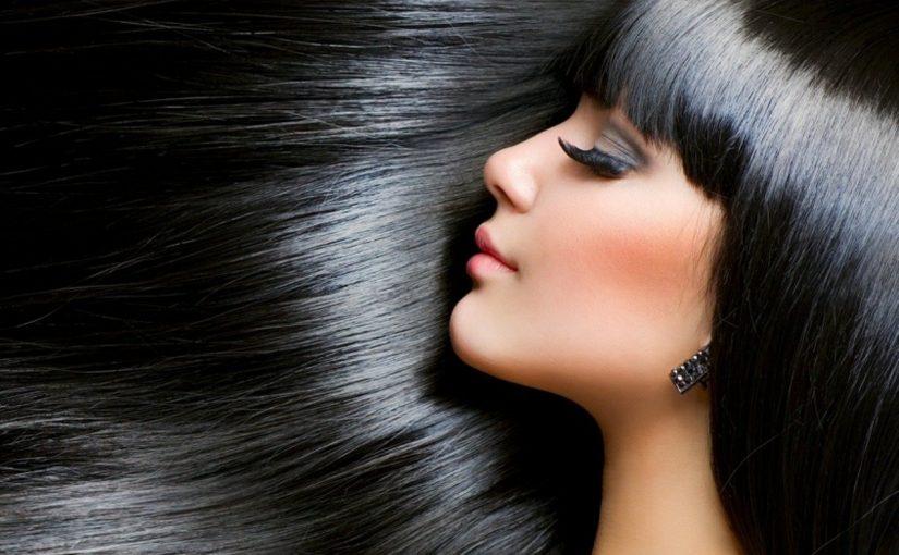 الشعر الأسود في المنام