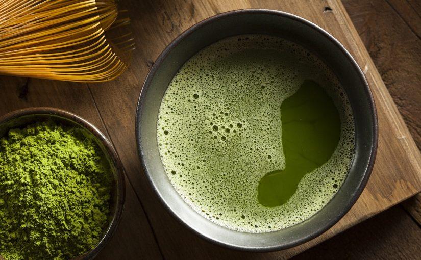 طريقة استخدام شاي ماتشا