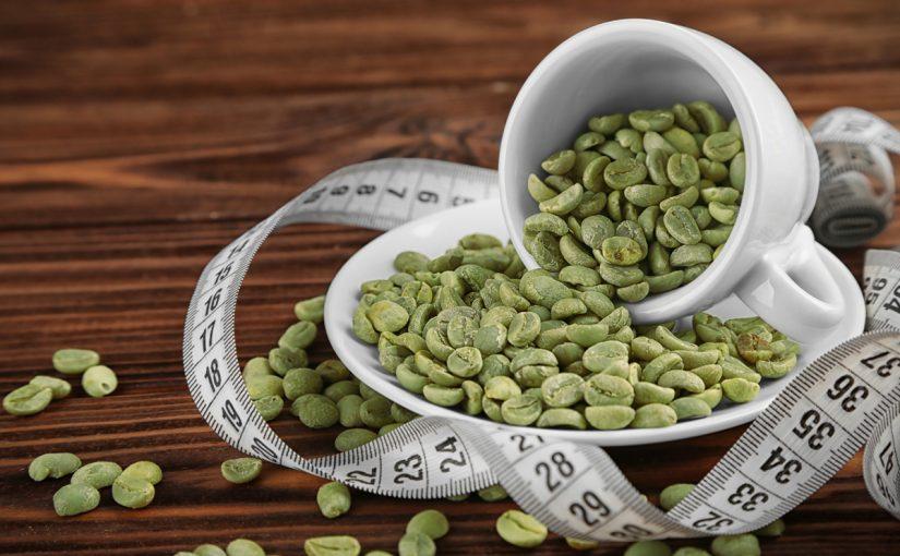 فوائد green coffe