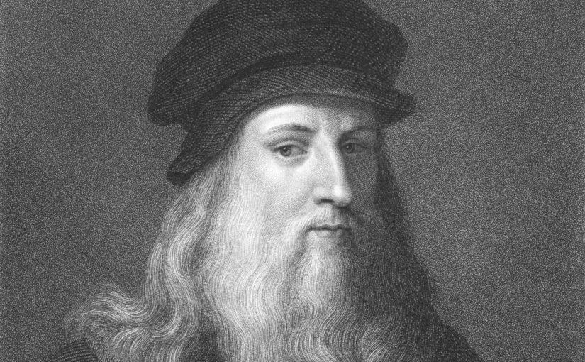 حياة ليوناردو دافينشي في ميلانو