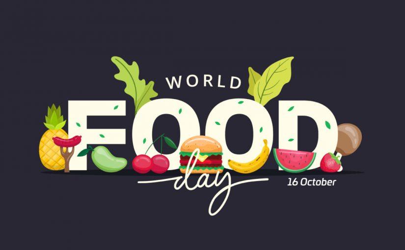عبارات عن اليوم العالمي للغذاء
