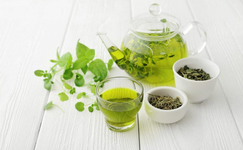فوائد الشاي الأخضر في الصباح