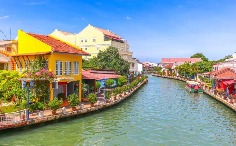 الاماكن السياحية في مدينة ملاكا