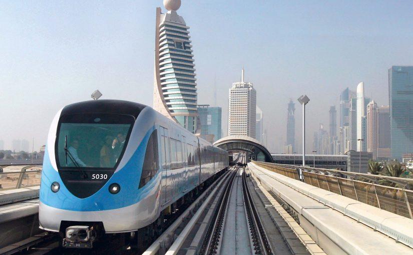 ساعات عمل مترو دبي خلال عطلة عيد الفطر المبارك