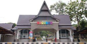 حديقة ماليزيا و الآسيان الثقافية الصغيرة