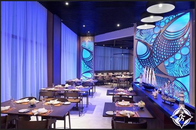 مطعم سي سكيب في عجمان