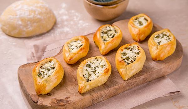 الخبز المحمص بالجبن