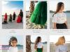 المصممة الإماراتية فريال البستكي تطلق تشكيلة ملابس اطفال خاصة باليوم الوطني