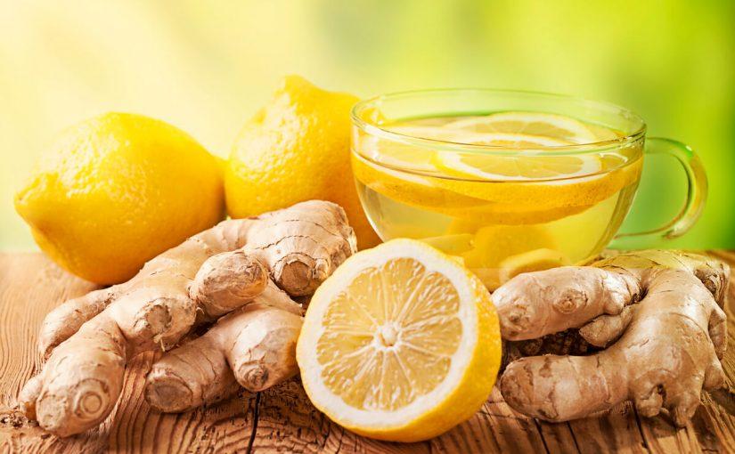 فوائد شرب الزنجبيل والليمون