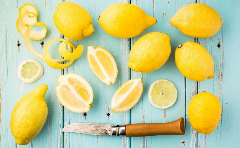 فوائد قشر الليمون للجسم