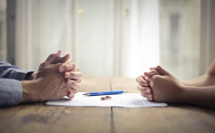 شروط الطلاق