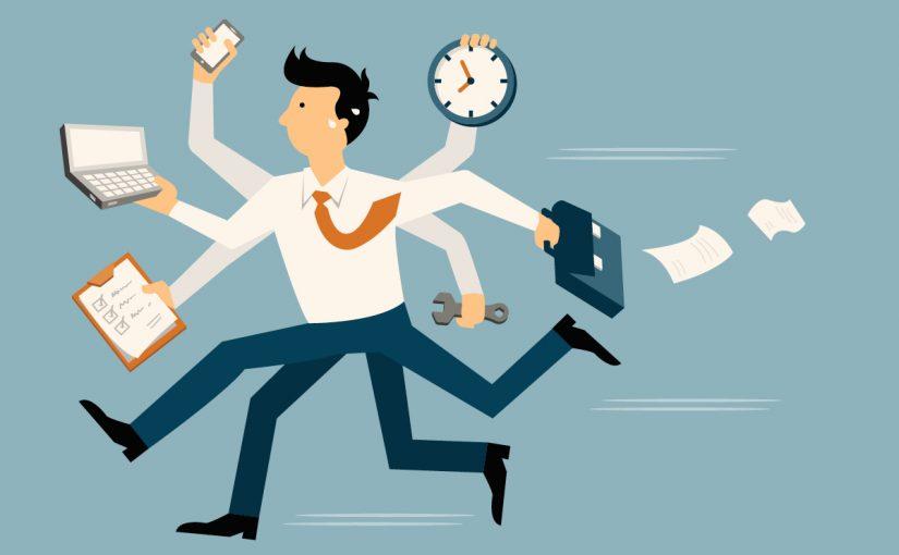 تقرير عن كيفية استثمار الوقت