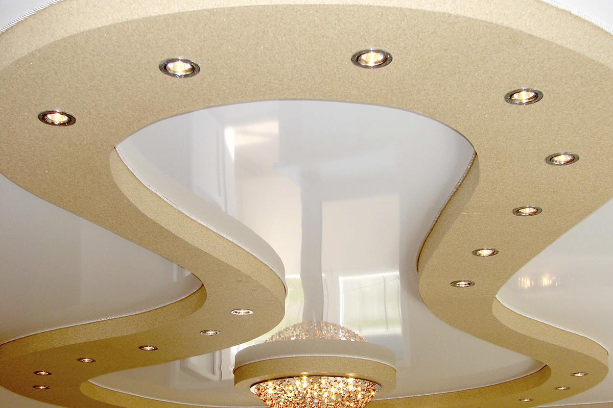 اسقف جبس بورد للصالات
