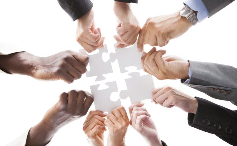 تقرير عن الشراكة المجتمعية