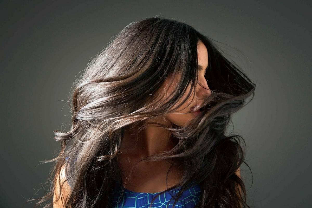 شعر طويل مدرج