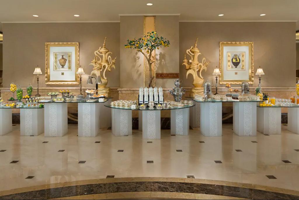 فندق قصر الإمارات أبوظبي