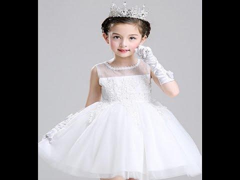 فساتين اعراس للاطفال