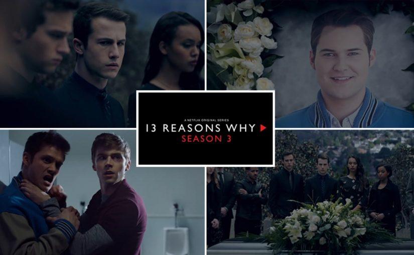 قصة مسلسل ثلاثة عشر سببا