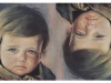 قصة لوحة الطفل الباكي الحقيقية