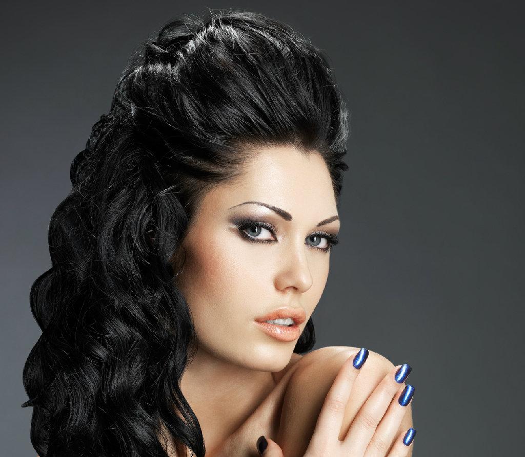الوان صبغات الشعر للبشرة القمحية بالصور