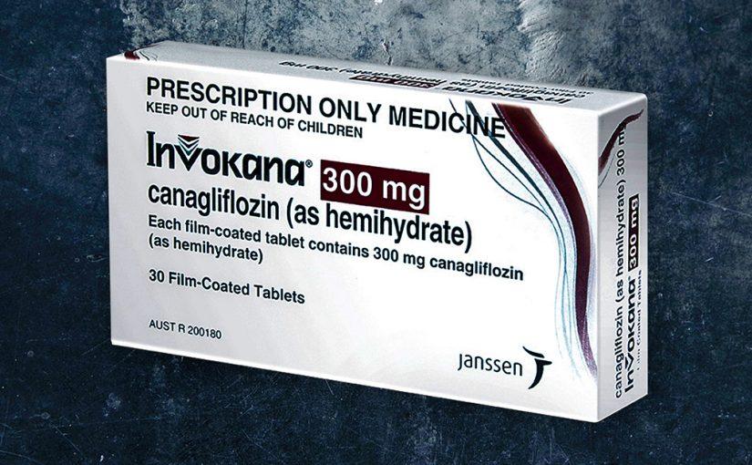 دواء السكري انفوكانا Invokana