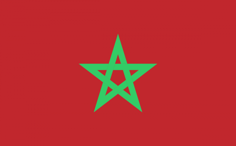 ما معنى الوان العلم المغربي