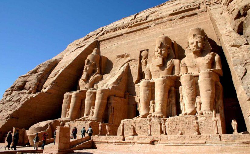 معلومات عن معبد ابو سمبل اسوان