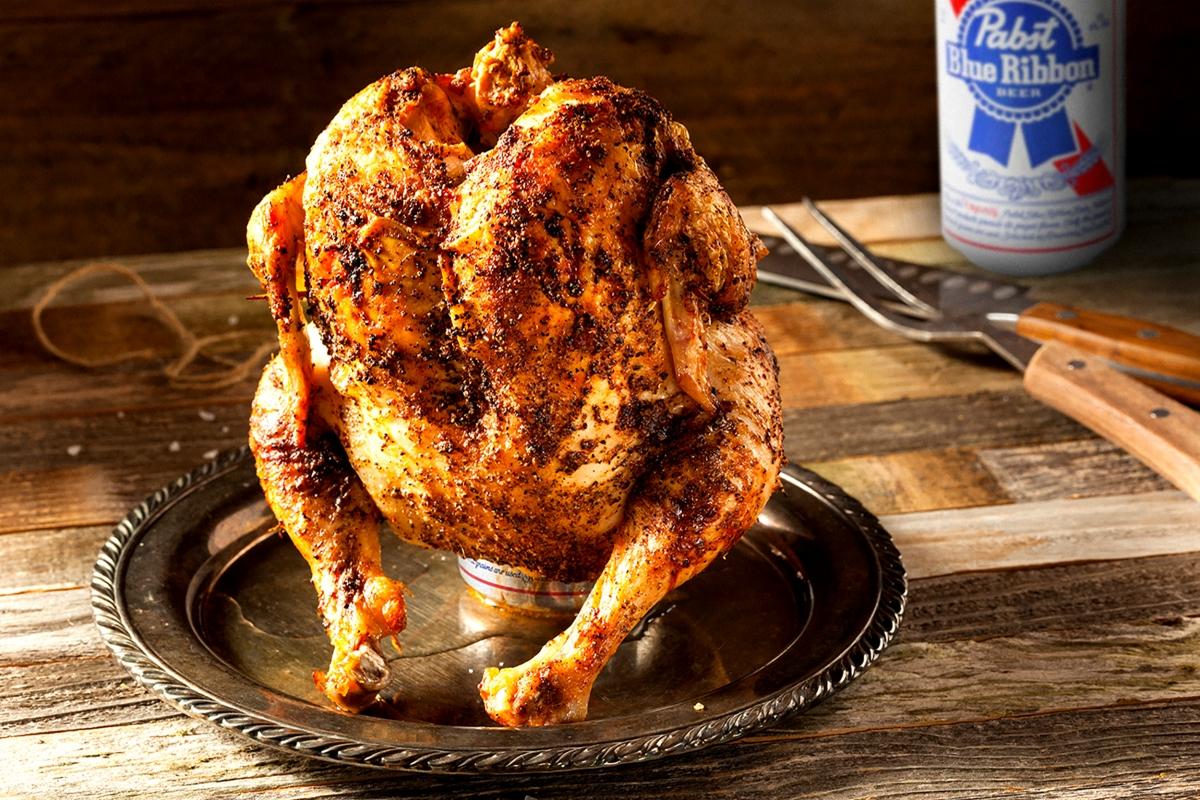 دجاج بالفرن منال العالم