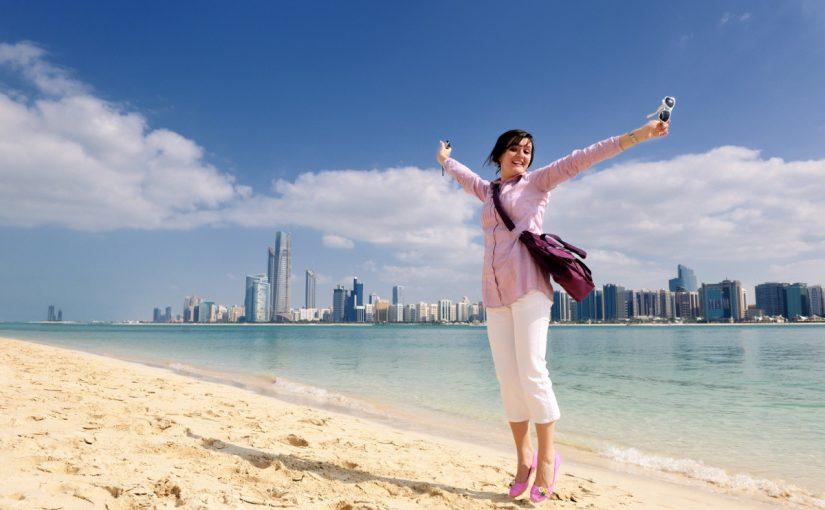 شواطئ للنساء فقط في دبي