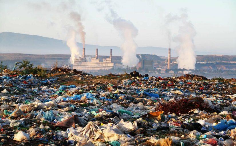 موضوع قصير جدا عن تلوث البيئة